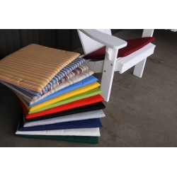 Adirondack Chair Seat Cushion - Assortment