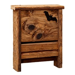 Rustic Barnwood BAT House