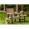 Poly 2ft. Classic Highback Patio Chair