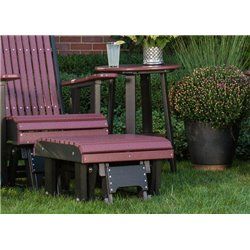 Poly Outdoor Gliding Footrest