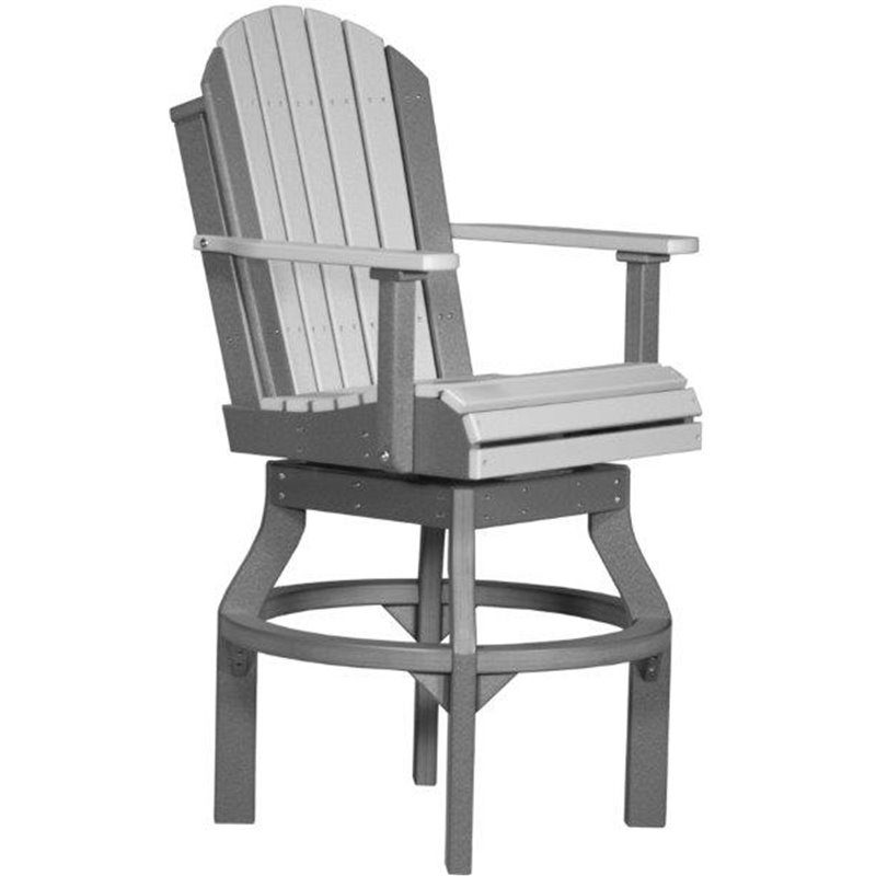 Poly Adirondack Swivel Chair