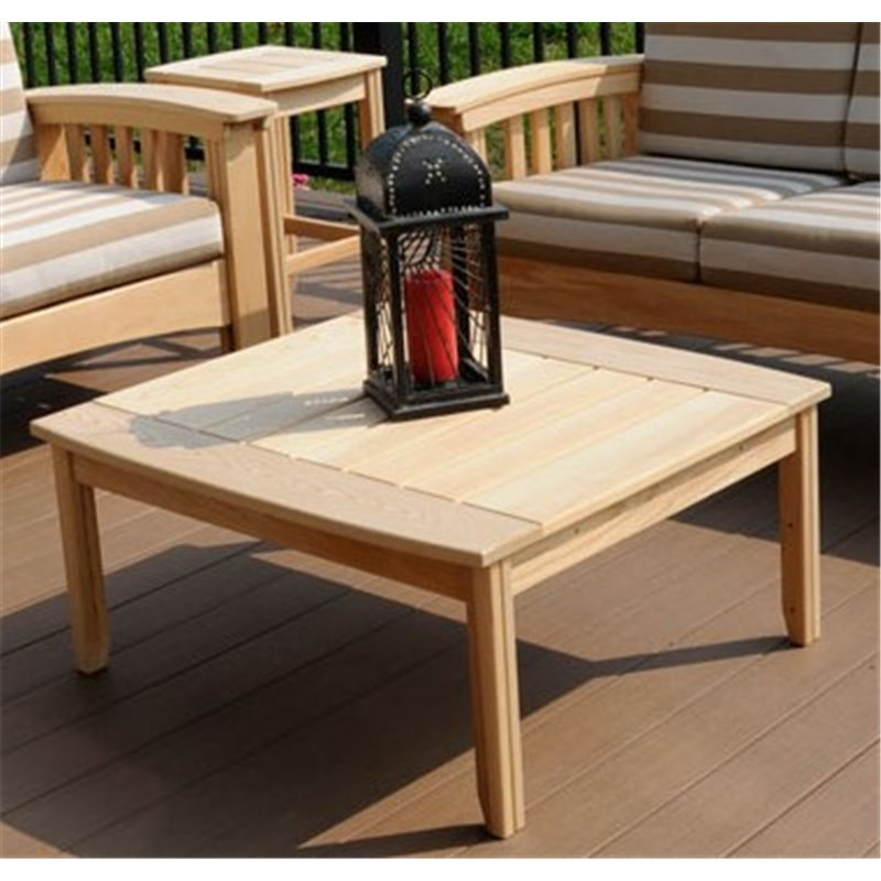 Cypress Conversation Coffee Table