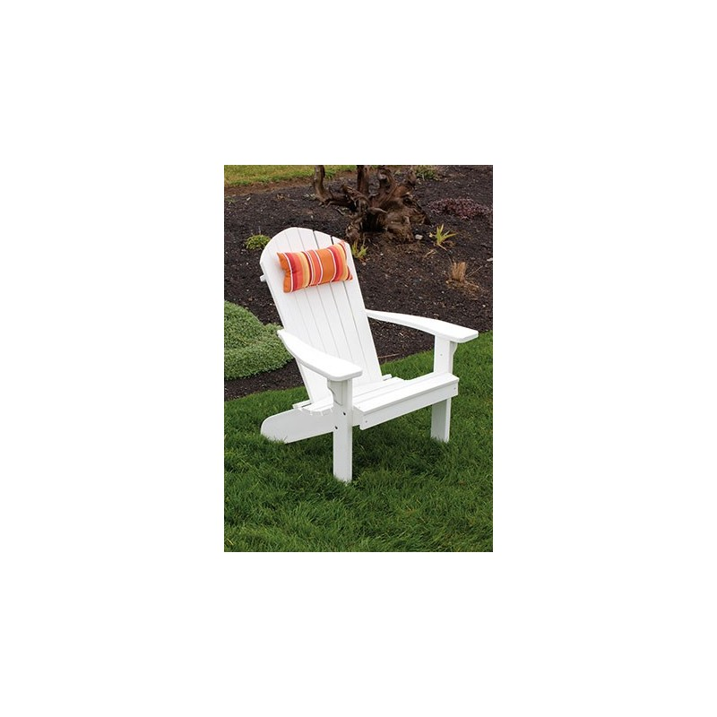 Adirondack Chair Outdoor Head Pillow Furniture Barn Usa
