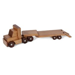 Low Boy Truck and Trailer