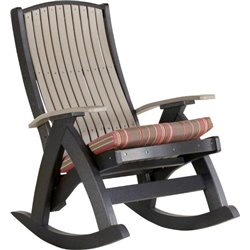 Comfort Rocker shown with Seat Cushion