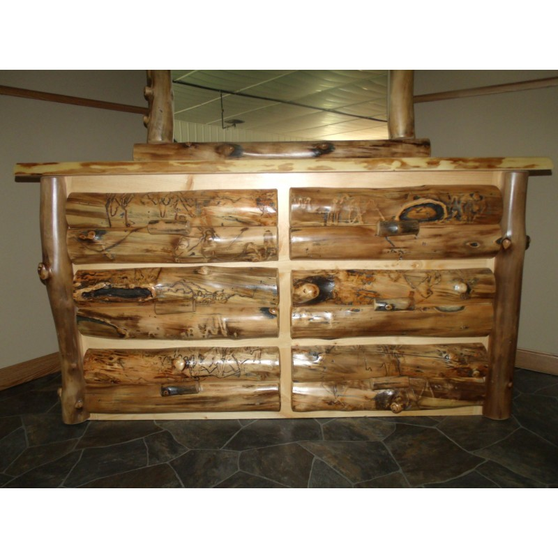 Aspen Log Furniture