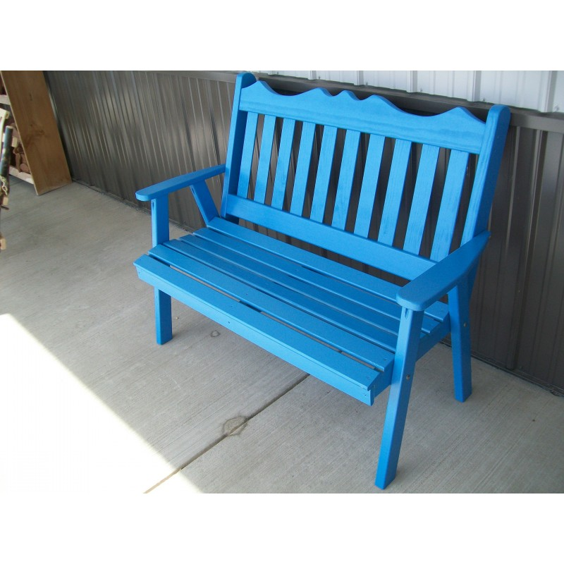 Pine 5 39 Royal English Bench A L