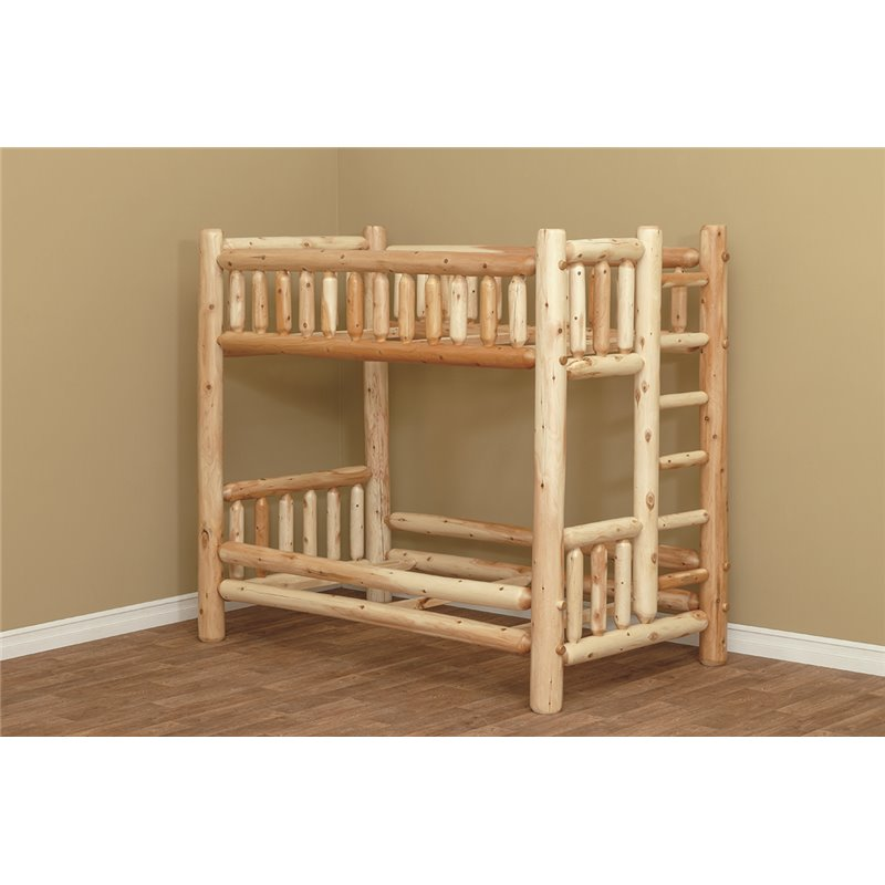 White Cedar Bunk Beds Countryside