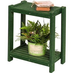 Poly Lumber 2 Tier End Tables - 18 Standard Colors