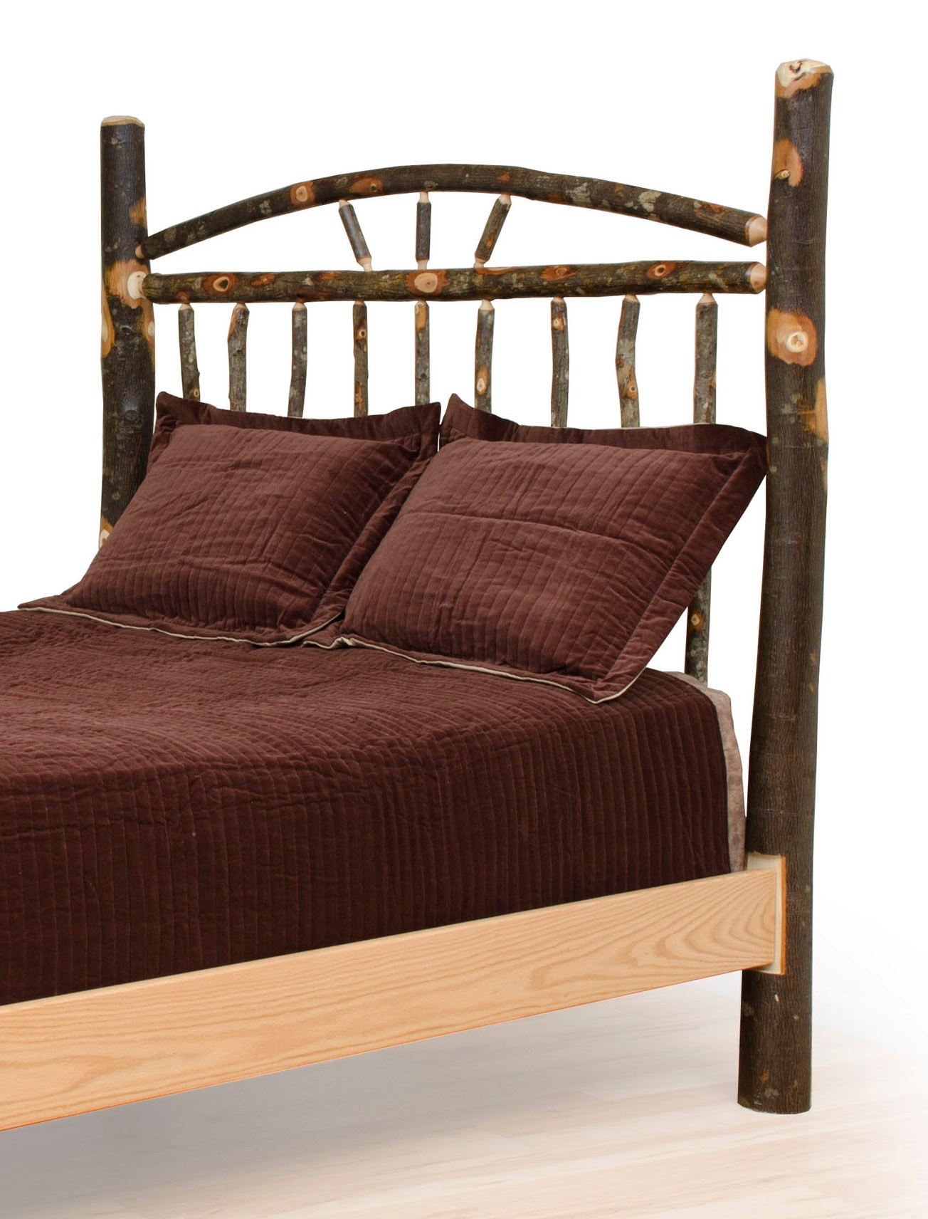 mission with cappuccino size drawers style headboard full finish camaflexi product canopy dr bed