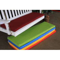 4' Bench / Porch Swing / Glider Outdoor Cushion - Assortment