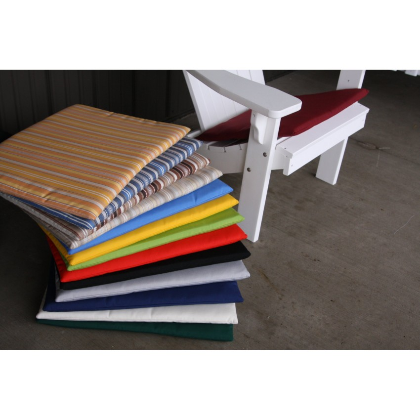 Adirondack Chair Seat Cushion Furniture Barn USA