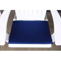 Adirondack Chair Seat Cushion - Navy