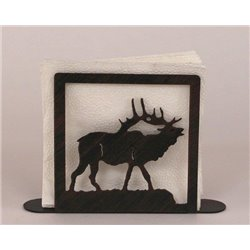 Wrought Iron Moose Collection - Paper Towel / Napkin Holders