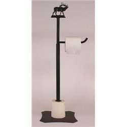 Wrought Iron Elk Collection - Toilet Paper Holders