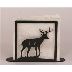 Wrought Iron Deer Collection - Paper Towel / Napkin Holders
