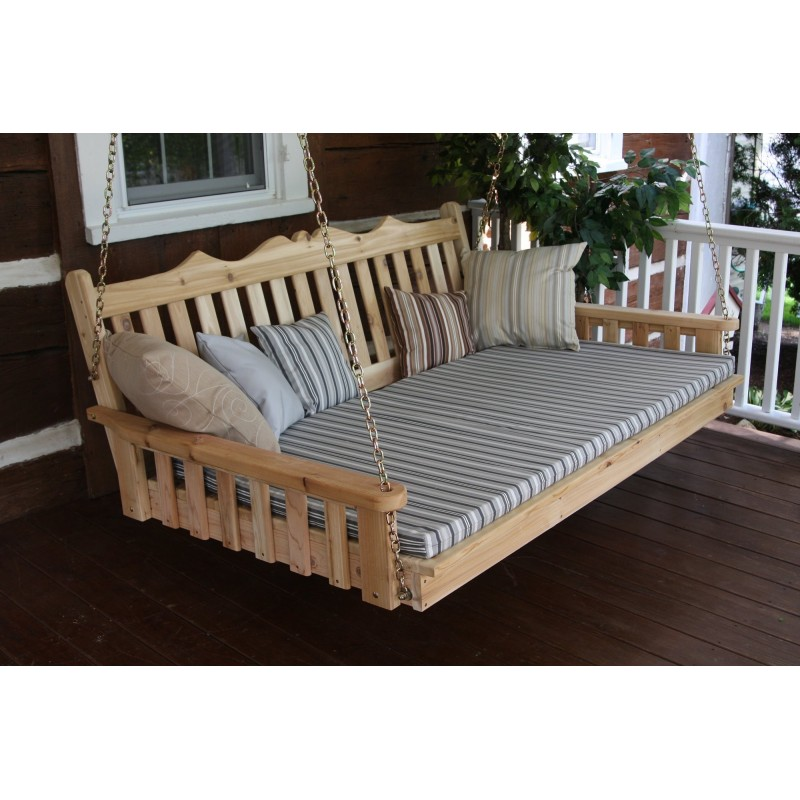 Pine 6 Royal English Swing Bed A Amp L
