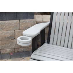 Poly Sliding Cup Holder