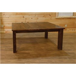 "Table with 2 Leaves - 42"" X 66"""