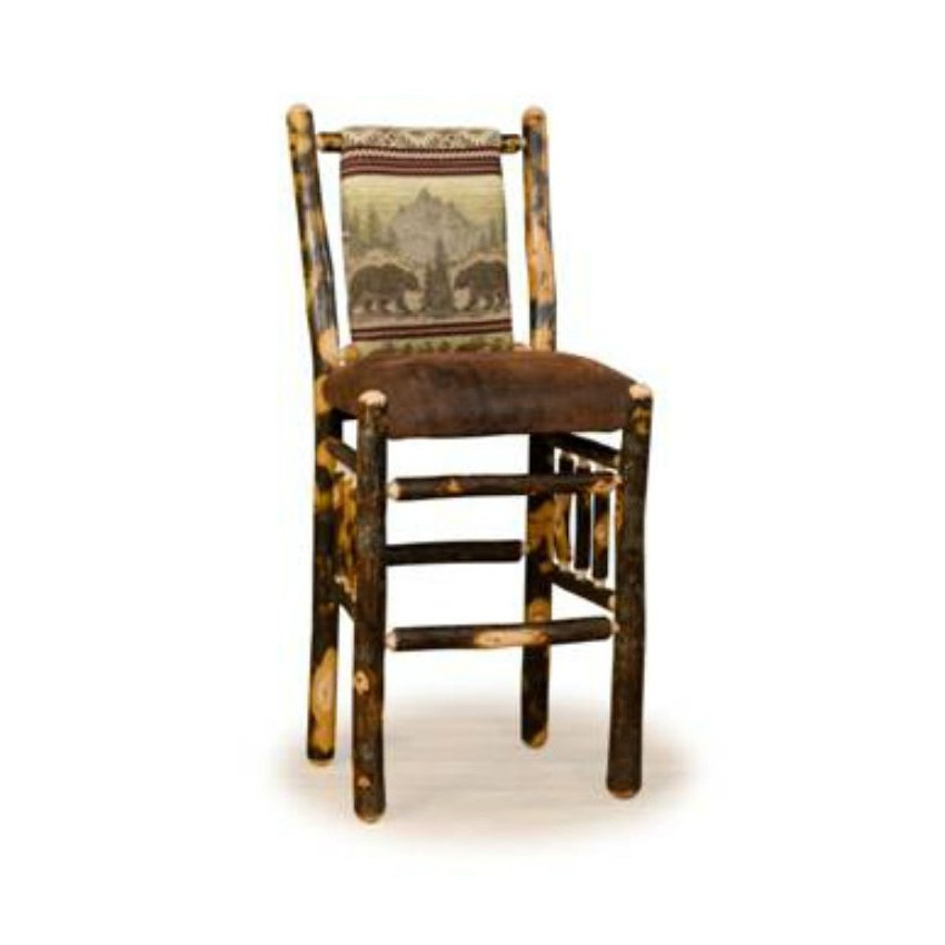 ... including rustic living room furniture and rustic hickory rockers
