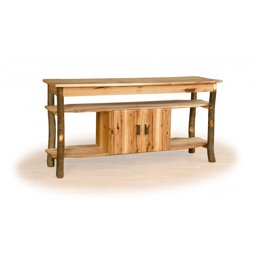 Rustic hickory and oak for Rustic furniture