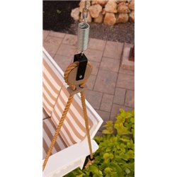 Havy Duty Swing Hanging Hardware (Included)