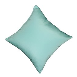 "16"" Days End Throw Pillow in CANVAS GLACIER"