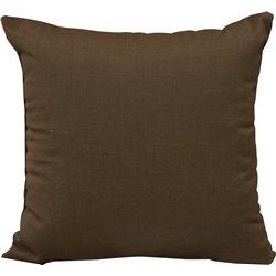 "16"" Days End Throw Pillow in SPECTRUM COFFEE"