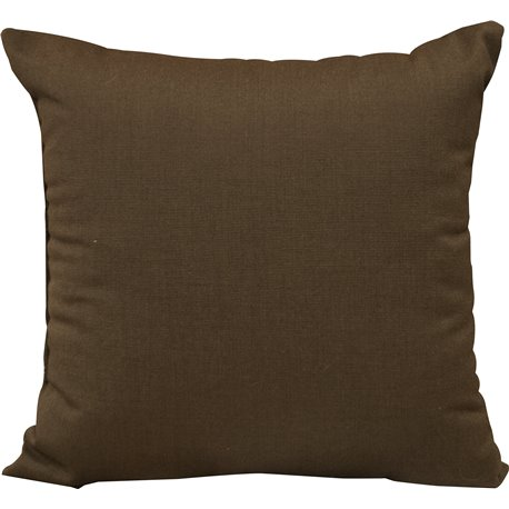 """16"""" Days End Throw Pillow in SPECTRUM COFFEE"""