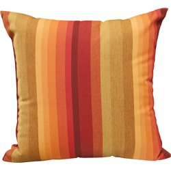 "16"" Days End Throw Pillow in ASTORIA SUNSET"
