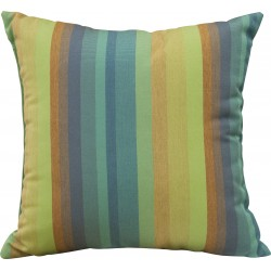 "16"" Days End Throw Pillow in ASTORIA LAGOON"