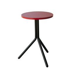 Retro Series Outdoor Round Side Table