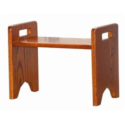 Oak Kitchen Step Stool