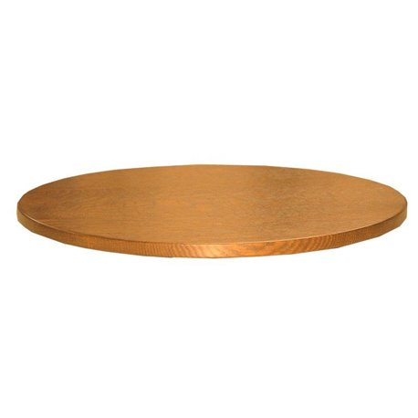 Oak Round Tabletop Lazy Susan 2 Sizes Available Vw Lazy Susan