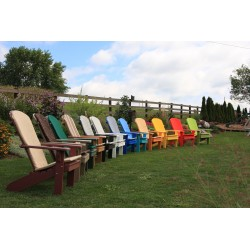Adirondack Chair Seat Cushion
