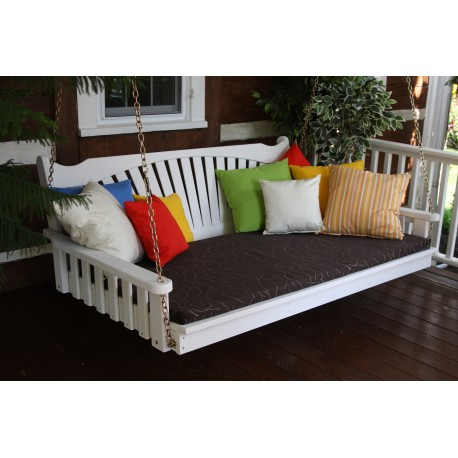"20"" Outdoor Accessory Pillow for Swing / Bench / Swing Bed / Glider / Rocker / Chair"