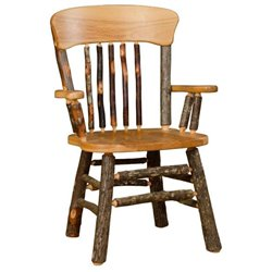 Hickory Arm Chair - Quantity 2