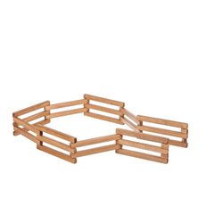 Child's Wooden Barn Yard Fence