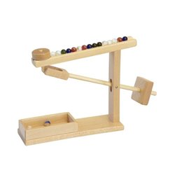 All Maple Marble Machine