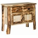 Rustic Aspen Buffet / Server
