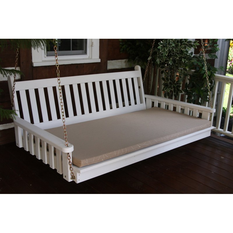 75 Quot Swing Bed Cushion 2 Inches Thick