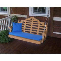 Cedar w/ Seat Cushion - Pillow NOT Included