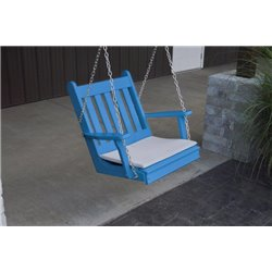 Blue - Seat Cushion Sold Separately
