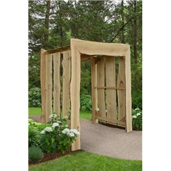 5 Foot Unfinished Arbor