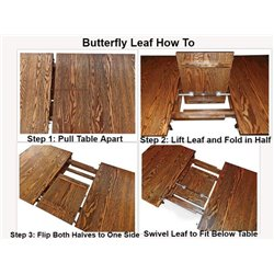 Butterfly Leaf Pictoral