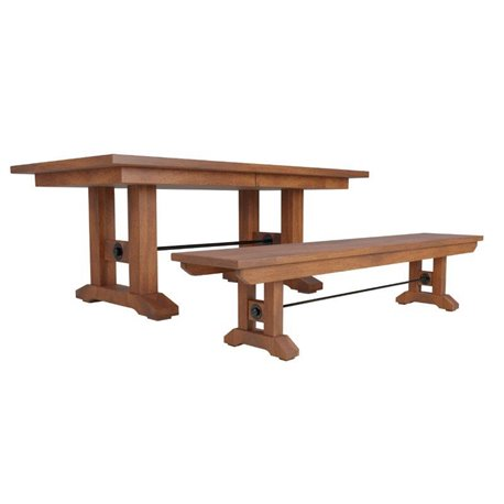 Cherry Wood 6 Foot Taylor Dining Bench