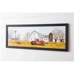 Autumn on the Farm Print