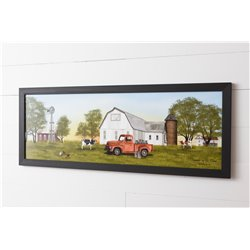 Summer on the Farm Print