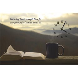 Precious Melodies Clock - Each Day with It's a Beautiful Day Chimes