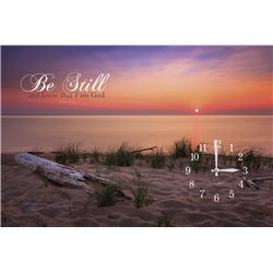 Precious Melodies Clock - Be Still and Know with It's a Beautiful Day Chimes
